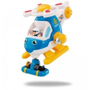 Детска играчка - Полицейския хеликоптер на Оскар - Детски играчки - Образователни играчки