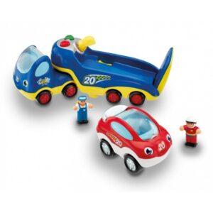 Детска играчка - състезание с Роко - Детски играчки - Детски камиончета и коли
