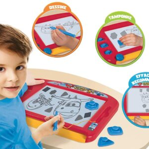 Детска интерактивна дъска за рисуване Super Wings - Детски играчки - Образователни играчки - Super Wings
