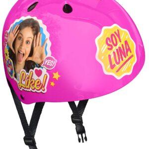 Детска каска Soy Luna - Играчки за навън - Протектори - каски, налакътници, наколенки - Soy Luna