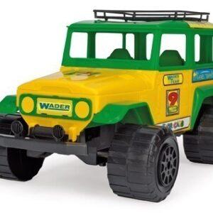 Детска кола играчка - Джип - Детски играчки - Детски камиончета и коли