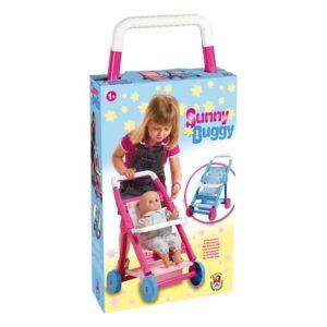 Детска количка за кукли, Unico - Детски играчки - Други занимателни и спортни играчки