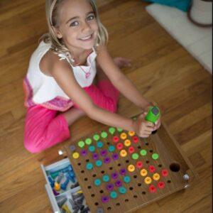 Детска мозайка - Моята първа работна маса - Детски играчки - STEM Играчки