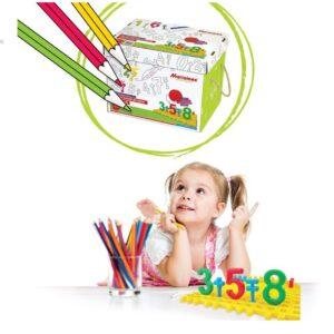 Детска образователна игра - Светът на числата - Детски играчки - Образователни играчки