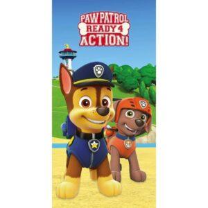Детска плажна кърпа - Paw Patrol - Детски дрехи и обувки - Бански за деца - За детето - PAW Patrol