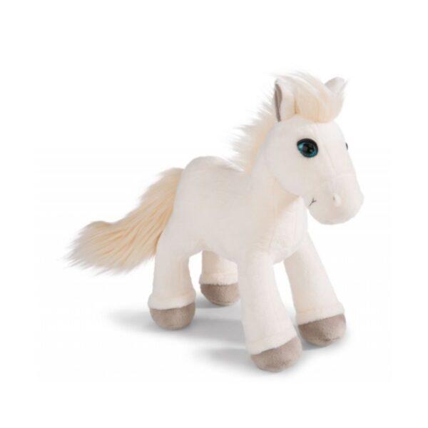 Детска плюшена играчка - бяло Конче - Детски играчки - Плюшени играчки