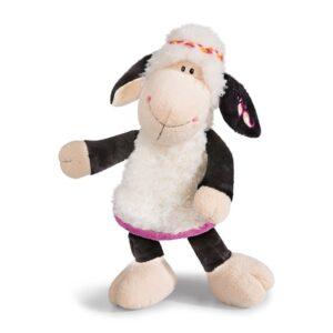Детска плюшена играчка - Овцата Jolly Malou- 20 см. - Детски играчки - Плюшени играчки