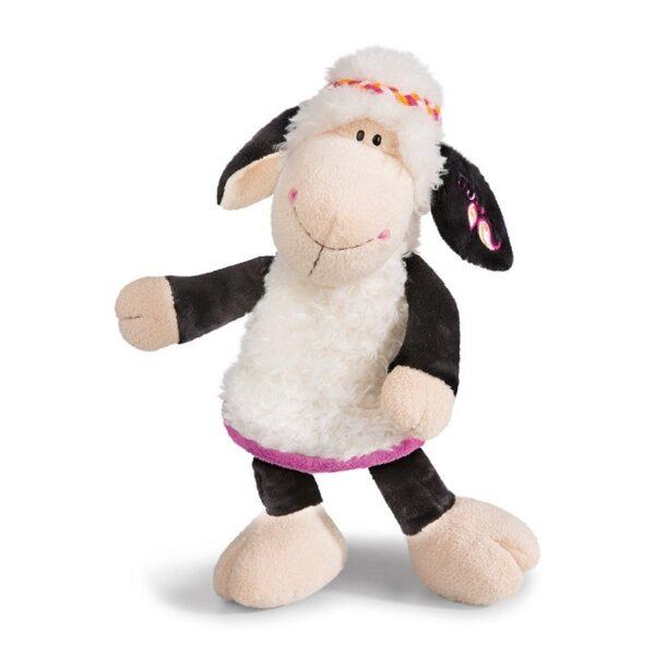 Детска плюшена играчка - Овцата Jolly Malou- 25 см. - Детски играчки - Плюшени играчки