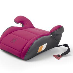 Детска седалка за кола Orrua Plus - Розова - Детски и бебешки столчета за кола - Детски столчета и седалки за кола - Възраст 2/3 (15-36 кг.)