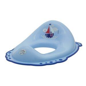 Детска седалка за тоалетна чиния Ocean & Sea синя - За бебето - Детска и бебешка тоалетна - Седалки за тоалетна