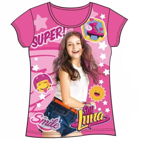 Детска тениска за момиче - Soy Luna - Детски дрехи и обувки - Тениски за момичета - Soy Luna