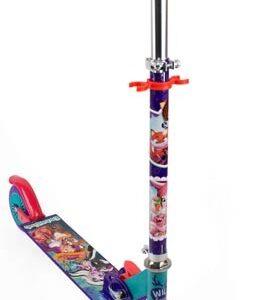 Детска тротинетка, ENCHANTIMALS - Тротинетки - Играчки за навън - Тротинетки с 2 колела за големи и деца - Enchantimals