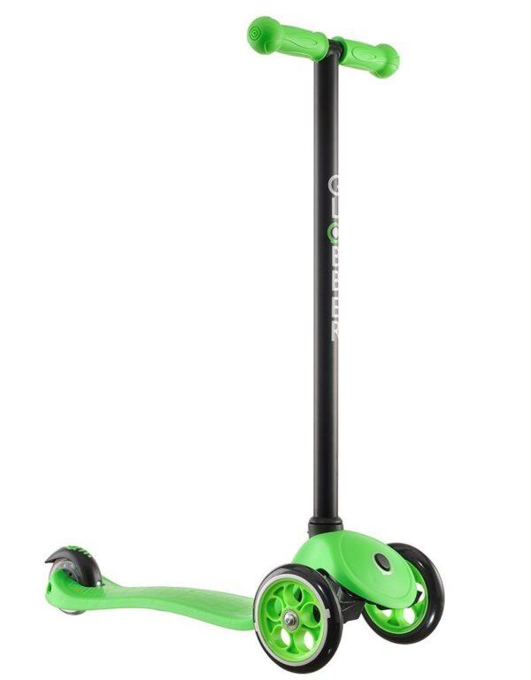 Детска тротинетка Globber My Free Fixed - Зелена - Тротинетки - Играчки за навън - Тротинетки с 3 колела за деца