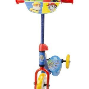 Детска тротинетка с 3 гуми синя - Пес патрул - Тротинетки - Играчки за навън - Тротинетки с 3 колела за деца - PAW Patrol