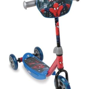 Детска тротинетка с 3 колела - Спайдърмен - Тротинетки - Играчки за навън - Тротинетки с 3 колела за деца - Spider-Man