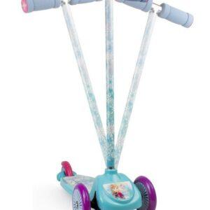 Детска тротинетка с три колела Frozen - Тротинетки - Играчки за навън - Тротинетки с 3 колела за деца - Frozen