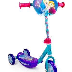 Детска тротинетка с три колела - Замръзналото царство - Тротинетки - Играчки за навън - Тротинетки с 3 колела за деца - Frozen