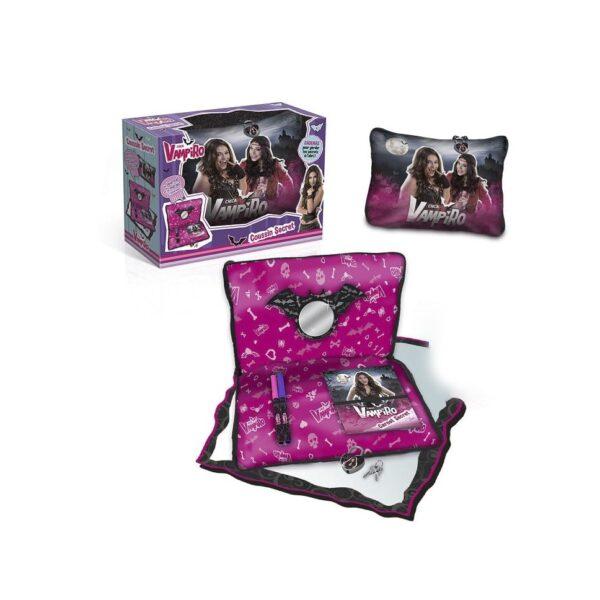 Детска възглавничка с тайник Chica Vampiro - За бебето - Аксесоари за детска стая - Възглавници за спане и кърмене - Chica vampiro