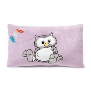 Детска възглавница с бухал - За бебето - Аксесоари за детска стая - Възглавници за спане и кърмене