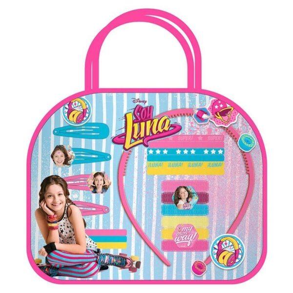Детски аксесоари за коса - Soy Luna - Детски играчки - Детски гримове, комплекти и аксесоари - Soy Luna