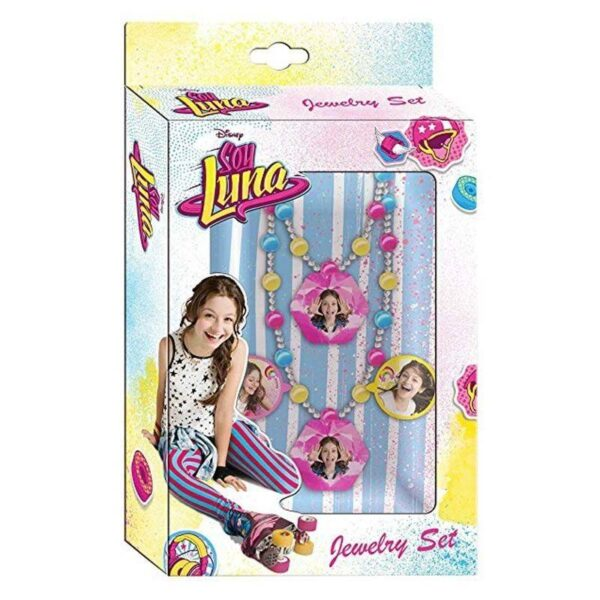 Детски бижута, Soy Luna - Детски играчки - Детски гримове, комплекти и аксесоари - Soy Luna