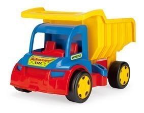 Детски голям товарен камион - Детски играчки - Детски камиончета и коли