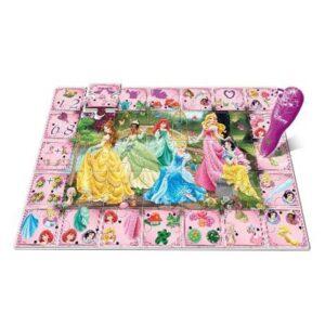 Детски интерактивен пъзел - Детски играчки - Пъзели - Disney Princess - Пъзели