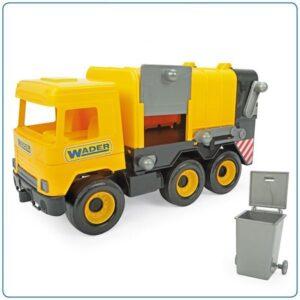 Детски камион играчка за смет с кофа - Детски играчки - Детски камиончета и коли