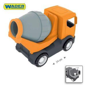 Детски камион за игра - бетоновоз - Детски играчки - Детски камиончета и коли