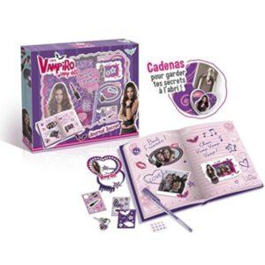 Детски комплект дневник - Chica Vampiro - Ученически пособия - Детски дневници - За детето - Chica vampiro
