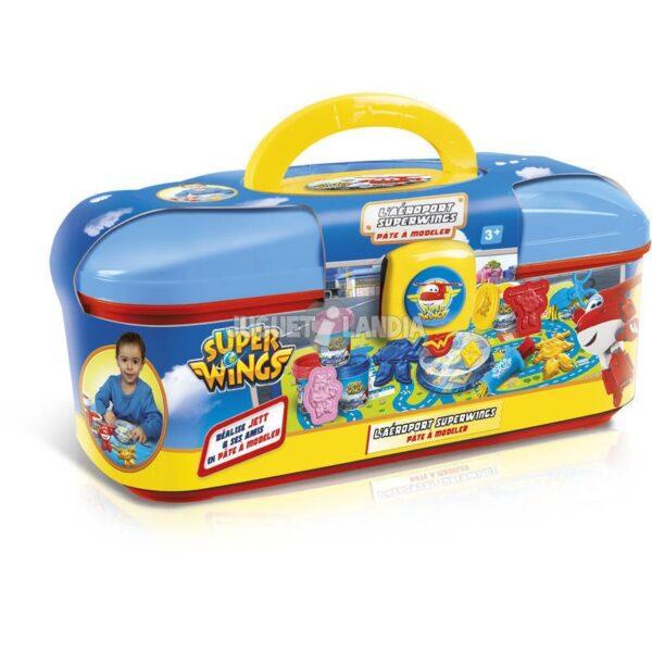 Детски комплект пластелини Super Wings - Ученически пособия - Комплекти за рисуване - За детето - Super Wings