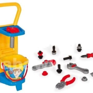 Детски комплект с инструменти - Малък механик - Детски играчки - Други занимателни и спортни играчки