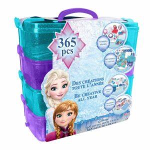 Детски комплект за рисуване за всеки ден от годината, FROZEN - Детски играчки - Frozen