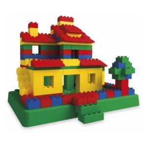 Детски конструктор - 250 части, Unico - Детски играчки - Конструктори