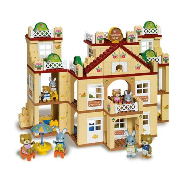 Детски конструктор - Хотел Maximilian Families, Unico - Детски играчки - Конструктори