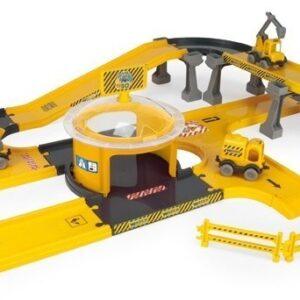 Детски конструктор и писта - строителна площадка - Детски играчки - Конструктори
