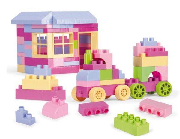Детски конструктор от 132 блокчета - Детски играчки - Конструктори