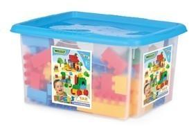 Детски конструктор от 132 части - Детски играчки - Конструктори