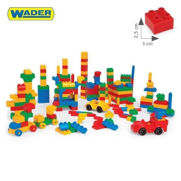 Детски конструктор от 134 блокчета - Детски играчки - Конструктори
