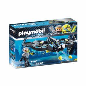 Детски конструктор Playmobil, Мега дрон - Детски играчки - Конструктори