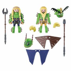 Детски конструктор Playmobil, Raffnut and Taffnut - Детски играчки - Конструктори