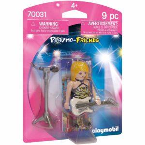 Детски конструктор Playmobil, Рок звезда - Детски играчки - Конструктори