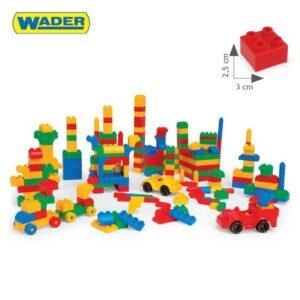 Детски конструктор с 300 части - Детски играчки - Конструктори