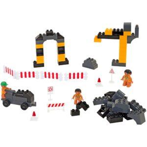 Детски конструктор - Строителна площадка - Детски играчки - Конструктори