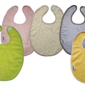 Детски лигавници от бамбук - За бебето - Хранене - Лигавници