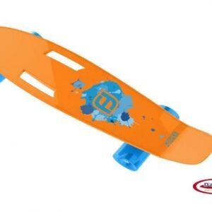 Детски мини скейтборд, FUNBEE - черен - Играчки за навън - Скейтборд за деца