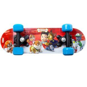Детски мини скейтборд за момче, Пес Патрул - Играчки за навън - Скейтборд за деца - PAW Patrol