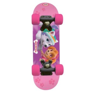 Детски мини скейтборд за момиче, Пес Патрул - Играчки за навън - Скейтборд за деца - PAW Patrol