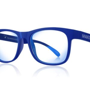 Детски очила за работа с компютър Shadez Blue Light 7+ години сини - Слънчеви очила