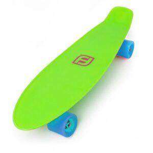 Детски пениборд 22'' FUNBEE, зелен - Играчки за навън